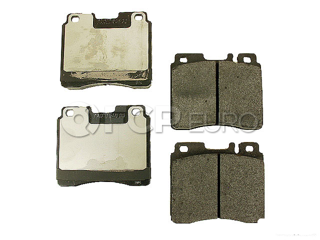 Mercedes Brake Pad Set - Pagid 0024200420