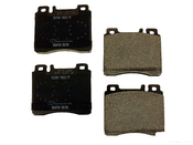 Mercedes Brake Pad Set - Textar 0024202620