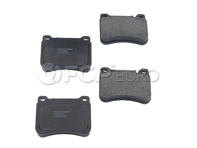 Mercedes Brake Pad Set - Pagid 0044205120