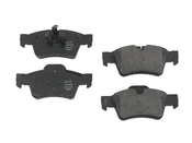 Mercedes Brake Pad Set - Pagid 0044205220