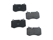 Mercedes Brake Pad Set - Textar 0044208020