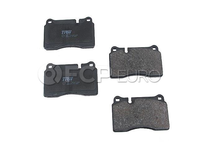 Land Rover Brake Pad Set - TRW SFP500070