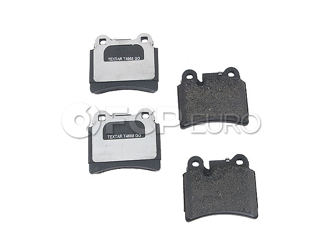 VW Brake Pad Set - Textar 7L6698451B