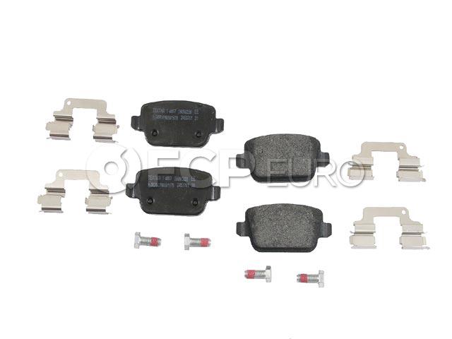 Land Rover Brake Pad Set - Textar D81314T