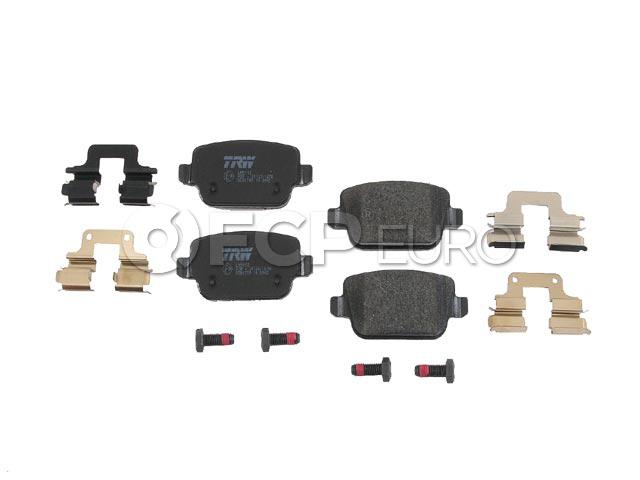 Land Rover Brake Pad Set - TRW D81314TRW