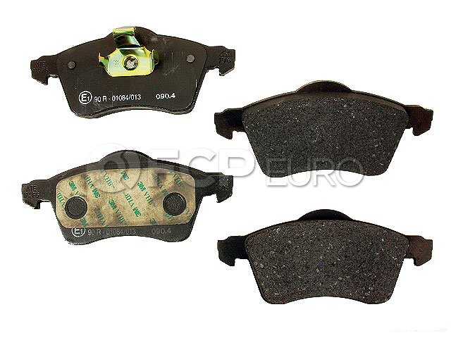 VW Brake Pad Set - TRW 7D0698151