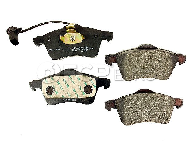 VW Brake Pad Set - Pagid 7D0698151F