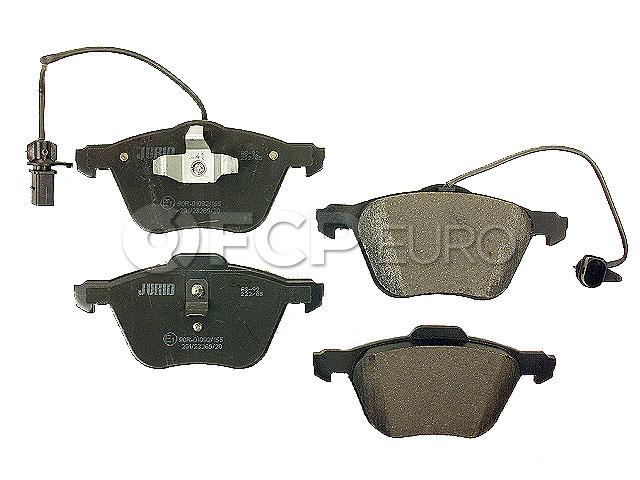 VW Brake Pad Set - Jurid 573047J