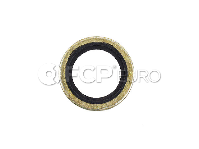 Jaguar Oil Drain Plug Gasket - Qualiseal EBC009044