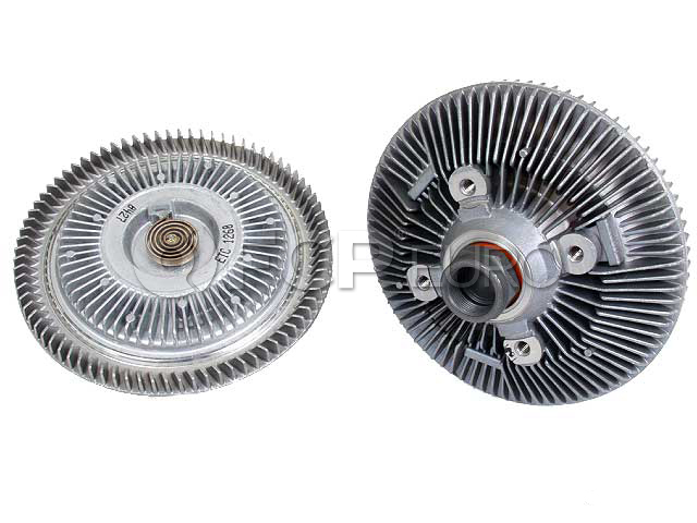 Land Rover Engine Cooling Fan Clutch - Four Seasons ETC1260