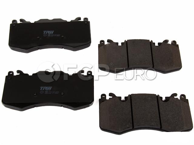 Land Rover Brake Pad Set - TRW GDB1834