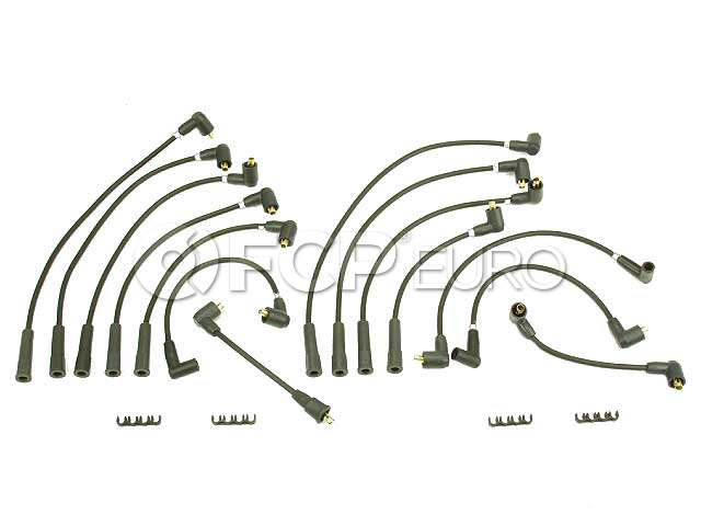 Jaguar Spark Plug Wire Set - STI LHD1509AA