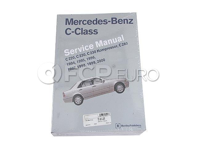 Mercedes Benz Repair Manual - Bentley MBC0