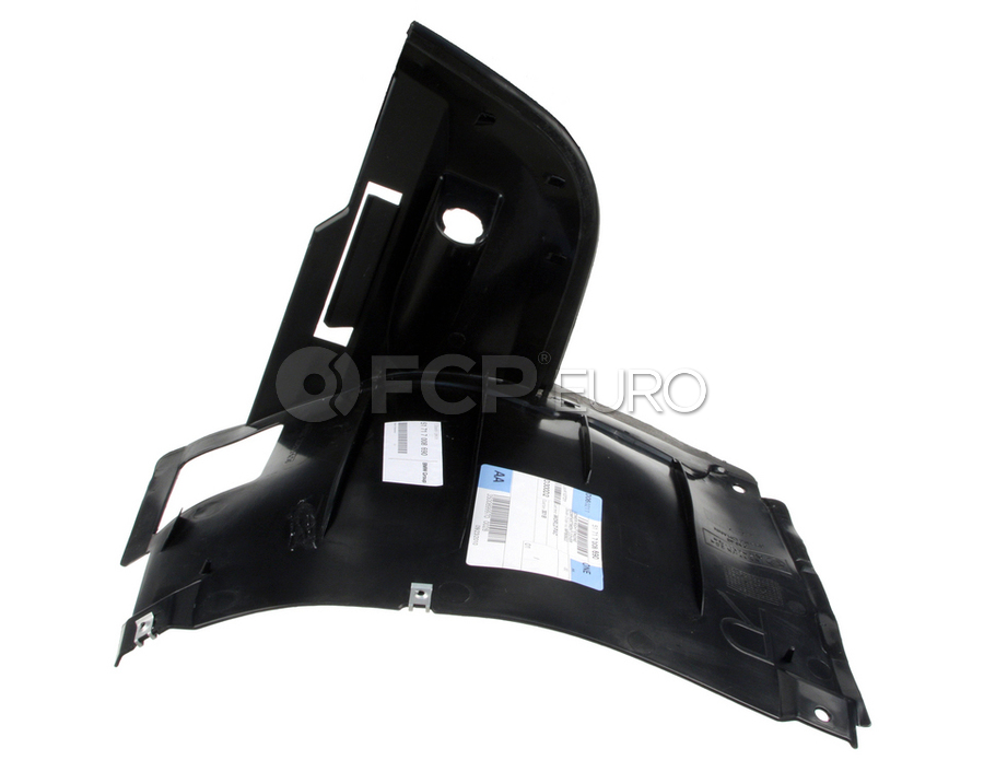 BMW Fender Liner - Genuine BMW 51717008690