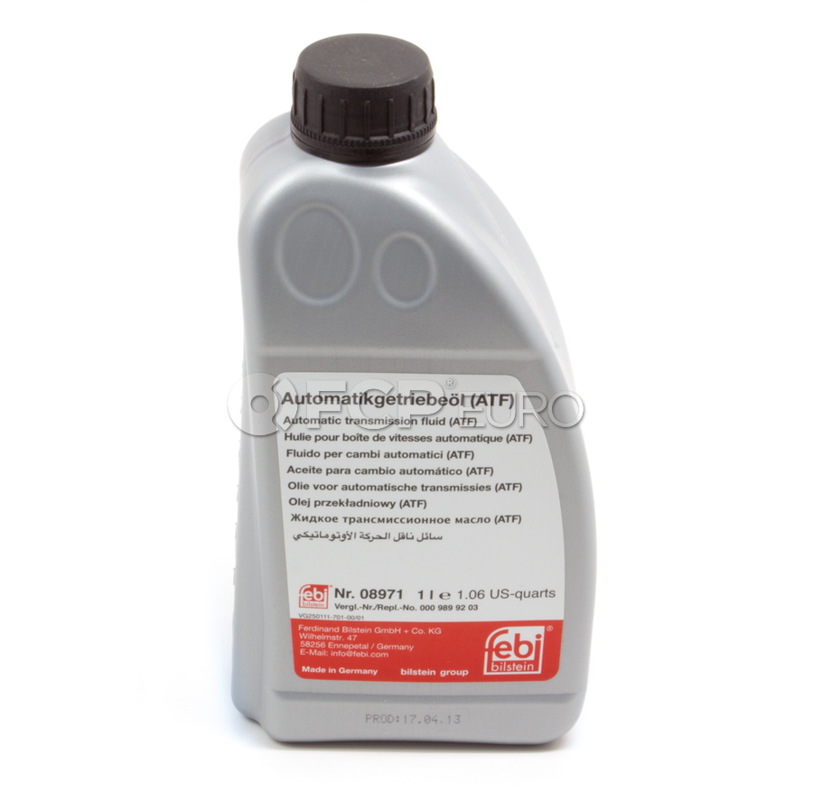 Automatic Transmission Fluid - Febi 0009899203