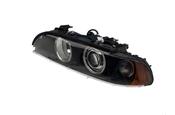 BMW Xenon Headlight Assembly - Hella 63126912439