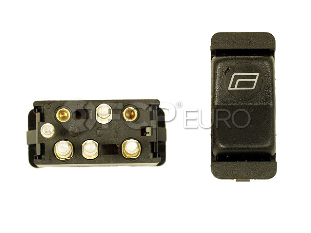 Mercedes Door Window Switch - Genuine Mercedes 0008208310