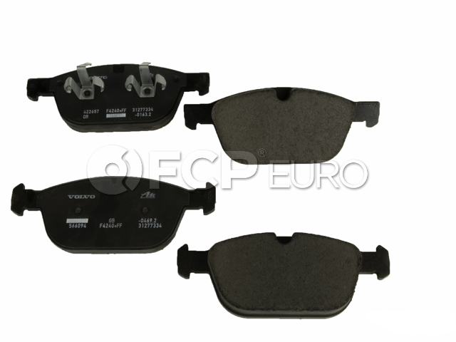 Volvo Brake Pad Set - Genuine Volvo 31277334