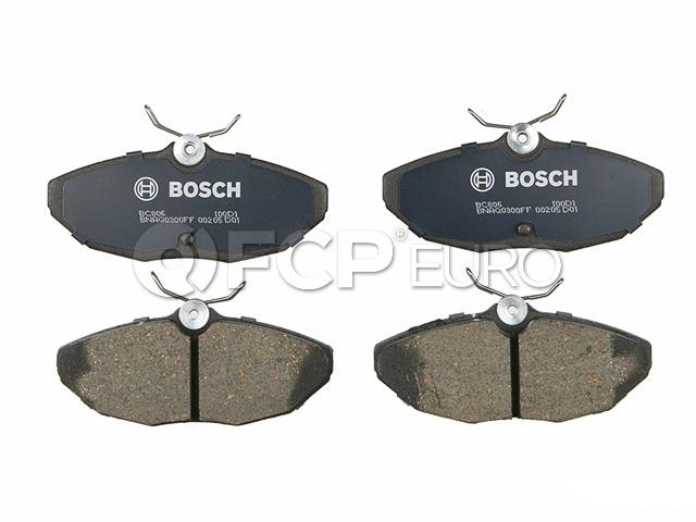 Jaguar Brake Pad Set - Bosch BC806