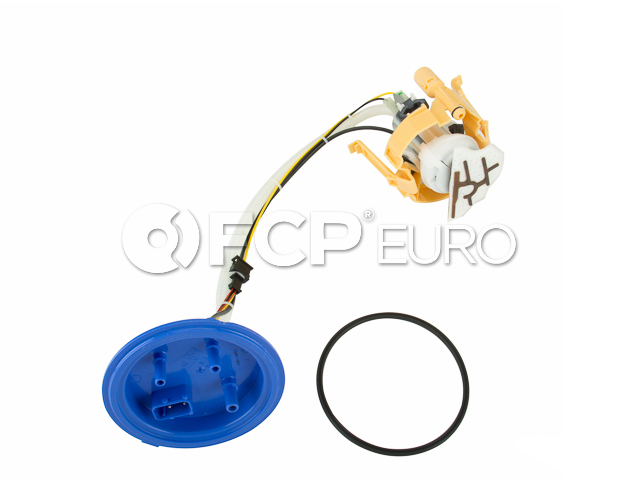 BMW Fuel Pump and Sender Assembly- Genuine BMW 16117170004