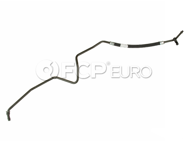 BMW Automatic Transmission Oil Cooler Inlet Hose - Cohline 17221723991