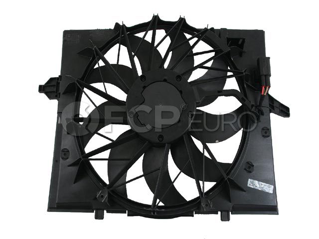 BMW Cooling Fan Assembly - Genuine BMW 17427543282