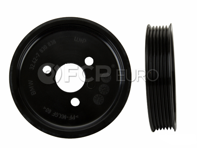 BMW Power Steering Pump Pulley - Genuine BMW 32427830838