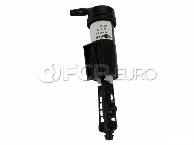 Mini Cooper Headlight Washer Pump - Genuine Mini 61677147047