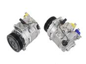 BMW A/C Compressor - Genuine BMW 64509180550