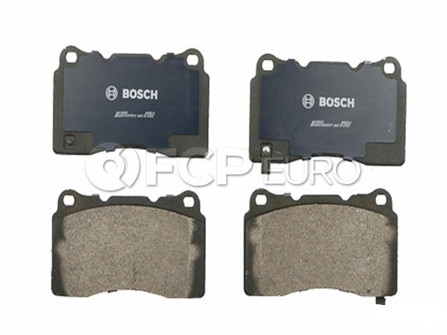 Volvo Brake Pad Set - Bosch 30748957