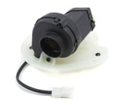 BMW E-Box Blower Motor With Cover - Genuine BMW 12907570074