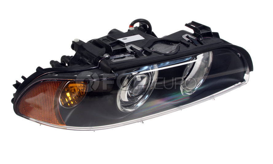 BMW Xenon Headlight Assembly - Hella 63126912434