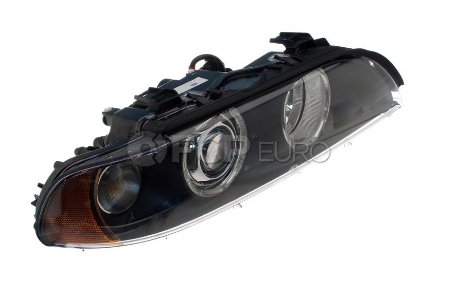 BMW Xenon Headlight Assembly - Hella 63126912440