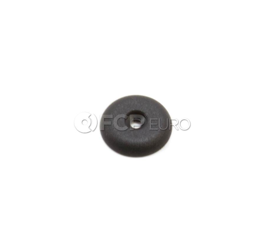 BMW Seat Belt Buckle Stop (Black) - Genuine BMW 72111917406