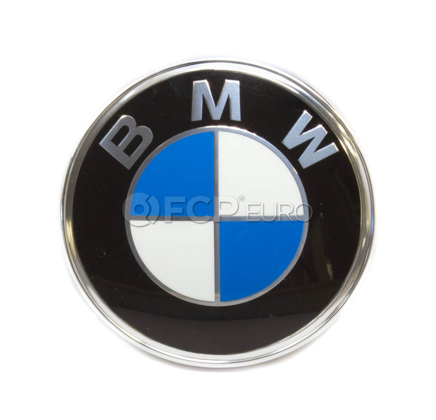 BMW Roundel Emblem - Genuine BMW 51141872969