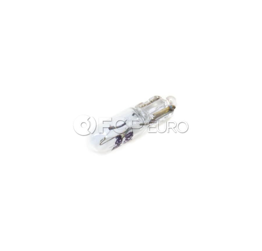 BMW Headlight Switch Bulb - Genuine BMW 61138360844