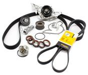 Audi VW Timing Belt Kit - Contitech AUDITBKIT9-OEM