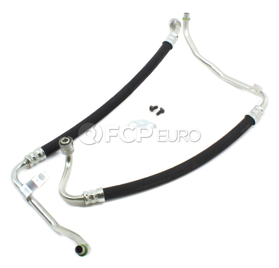 Volvo Oil Cooler Hose Replacement Kit - Genuine Volvo OILCOOLERHOSEKIT