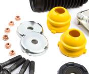 Volvo Strut Mounts w/Hardware Kit - OE Supplier KIT-522030