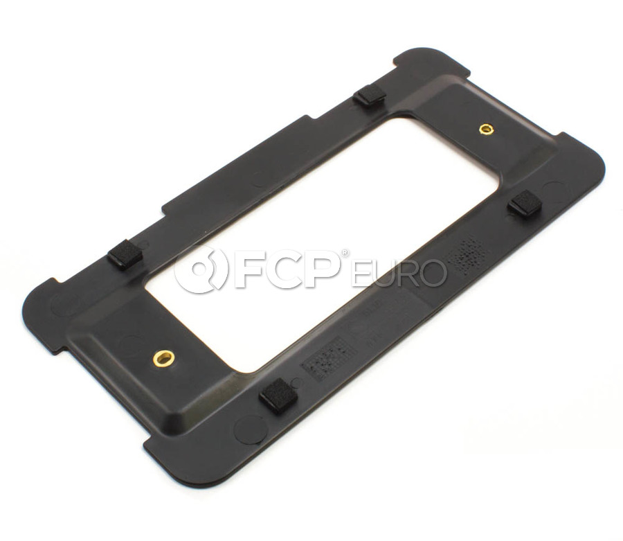BMW License Plate Base - Genuine BMW 51188238061