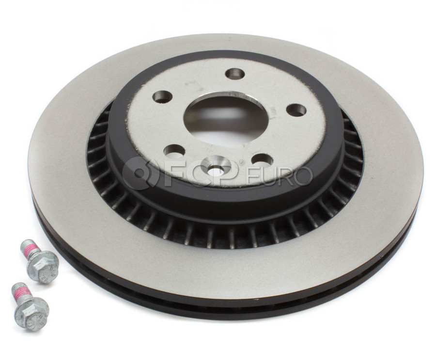 Volvo Brake Disc - Genuine Volvo 31471033
