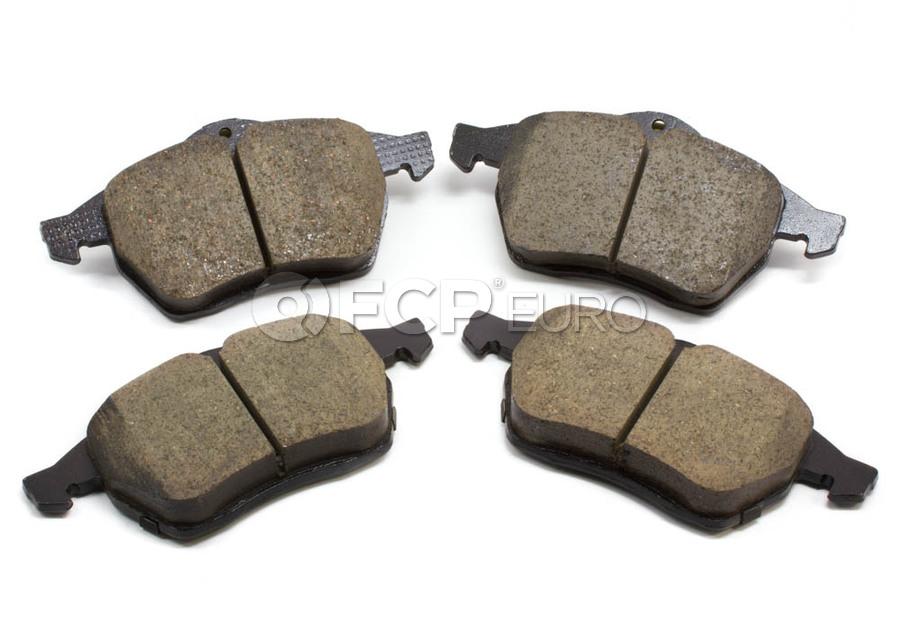 SaabBrake Pad Set - Akebono EUR800