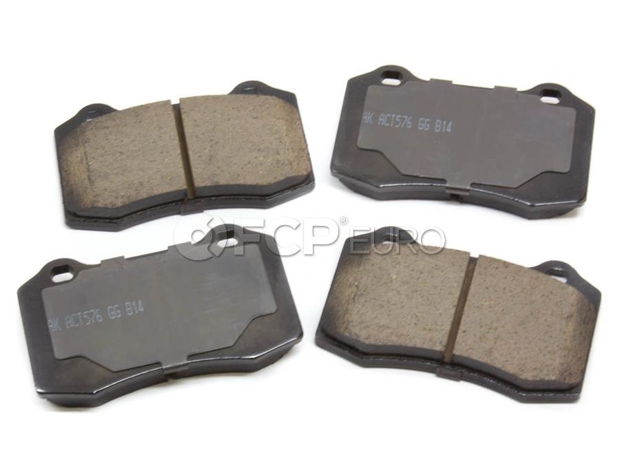 Volvo Brake Pad Set - Akebono EUR592