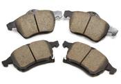Saab Brake Pad Set - Akebono 93192749