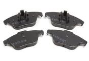 Mercedes Brake Pad Set - Akebono 0074206020