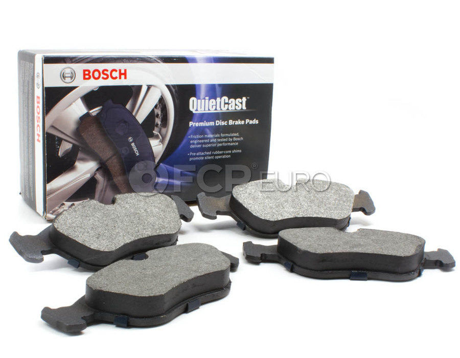 Volvo Brake Pad Set - Bosch 30793799
