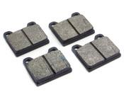 Volvo Brake Pad Set - Bosch 30793802