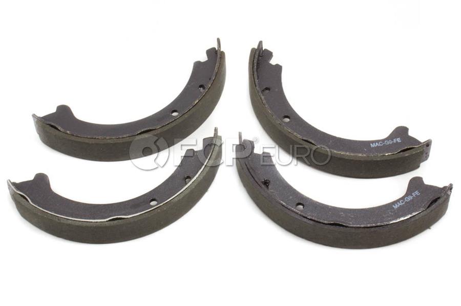 Volvo Parking Brake Shoe Set - Meyle 31262626