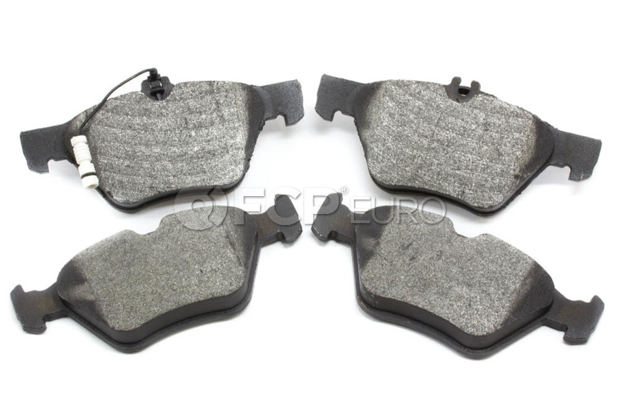 Mercedes Brake Pad Set - Bosch BP853