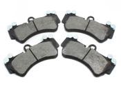 Porsche VW Brake Pad Set  - Bosch 95535193907